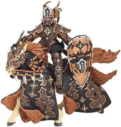 Papo Dark Spider Warrior and Horse