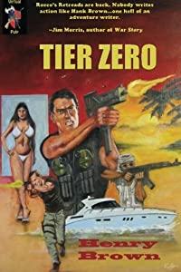 Tier Zero by Henry Brown (2013-01-13)