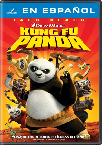 Kung Fu Panda - Spanish Version