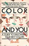Color and You, Clare Revelli, 0671472747