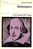 Shakespeare, Kenneth H. Grose and B. T. Oxley, 0668018925