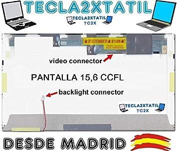 Pantalla Compatible DE Y para PORTATIL Compatible DE Y para PORTATIL Acer Aspire 5738 5738Z 5738ZG Type 15,6 1366X768 HD CCFL 30 Pin Ver Voto: Amazon.es: ...