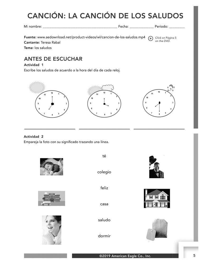 Amazon.com : Cómo enseñar para una mejor comprensión auditiva Book : Office Products