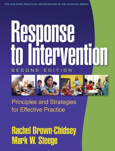 Download Response to Intervention, Second Edition: The Guilford Practical Intervention in the Schools (2) Pdf