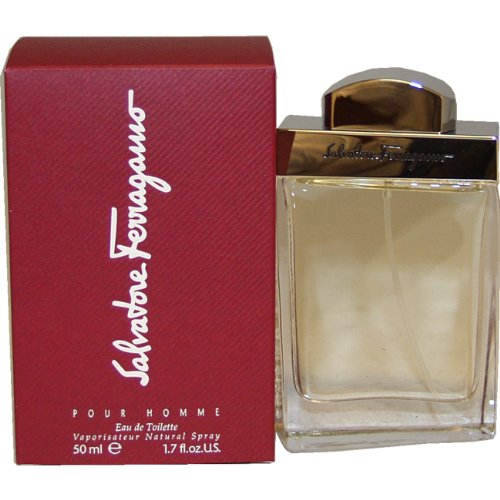 Salvatore Ferragamo By Salvatore Ferragamo For Men. Eau De T