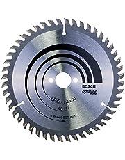 Bosch 2608640732 Optiline trä cirkelsåg blad, 160 mm x 2,6 mm x 20 mm, 48 tänder, silver