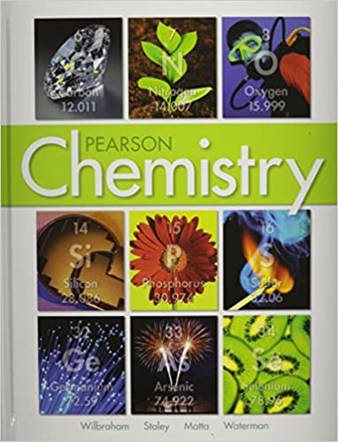 Amazon.com: CHEMISTRY 2012 STUDENT EDITION (HARD COVER) GRADE 11 ...