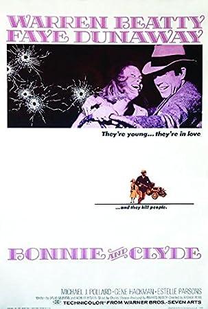 Bonnie And Clyde Póster (68,5 cm x 101,5 cm): Amazon.es: Juguetes ...
