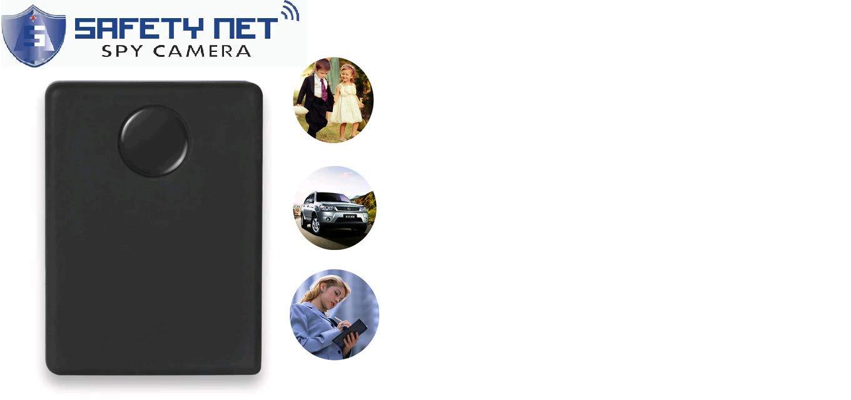 SAFETYNET1 N9 Wireless GSM Audio Receiver SIM Card Ear Bug Phone/Spy Device  (Black)