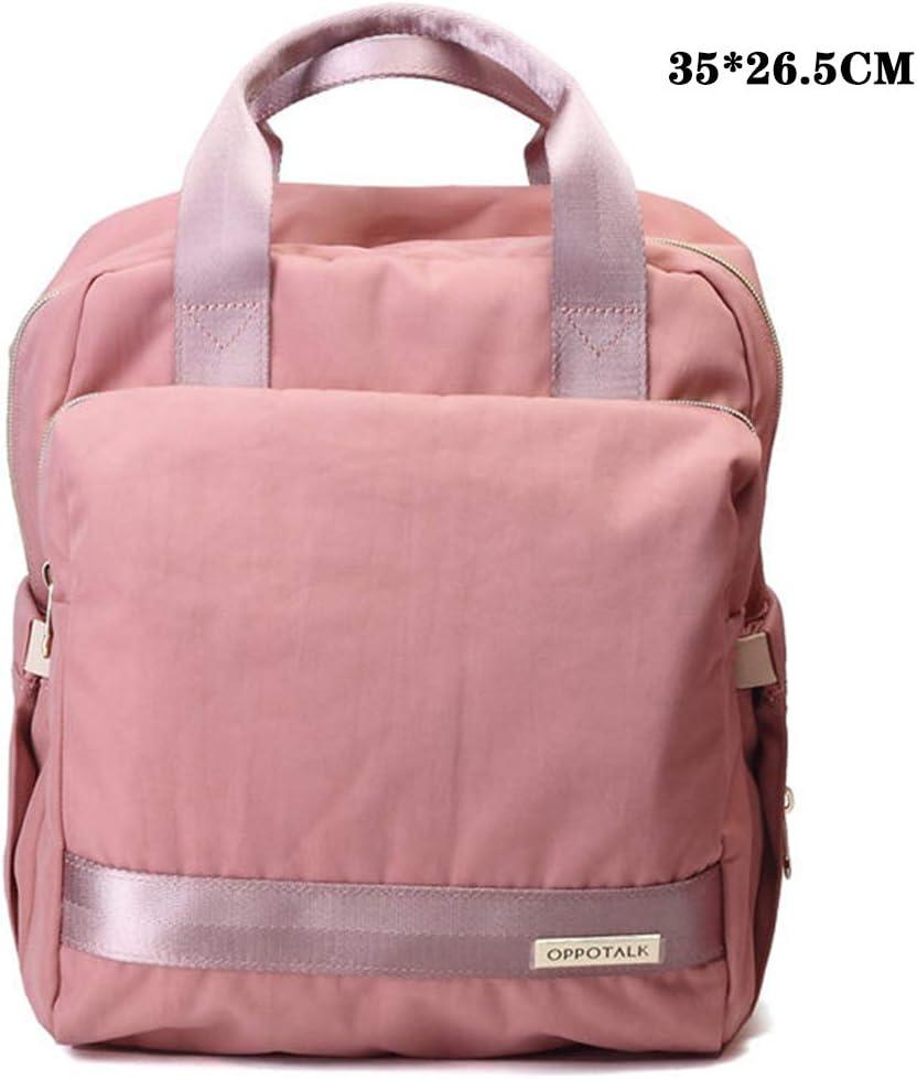ANXWA - Bolso mochila  para mujer rosa rosa Pinka.