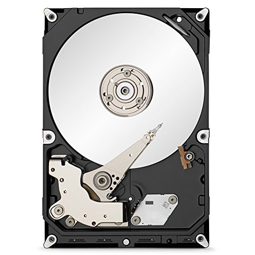 Seagate Desktop 2TB 3.5-Inch HDD SATA 6Gb/s 64MB Cache Internal Bare Drive (ST2000DM001)