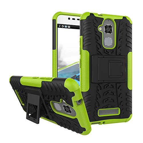 ZenFone Starhemei Protection Defender Armor Green product image