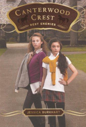 Best Enemies (Turtleback School & Library Binding Edition) (Canterwood Crest) ebook