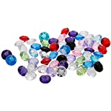 Best Colors With Mixed - Acrylic Diamonds Gems Crystal Rocks for Vase Fillers Review