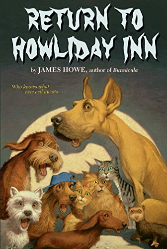 Return to Howliday Inn (Bunnicula and Friends Book 5) ()