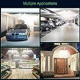 LED Garage Lights 4 Pack, Deformable LED Garage