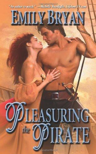 book cover of Pleasuring the Pirate