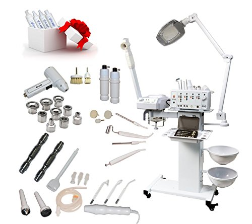 11-in-1 Elite Series Multifunction Diamond Microdermabrasion Facial Machine Salon Spa Beauty Equipment by LCL Beauty