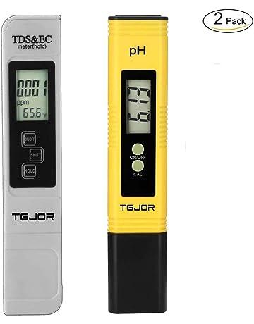 PH Tester TDS EC Tester TGJOR Tester Qualità Acqua Misuratore della qualità  dell acqua 4 fcab1b50f8ad3