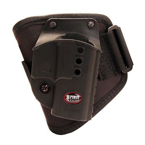 8. Fobus GL43NDA Glock 43 Ankle Holster, Right Hand
