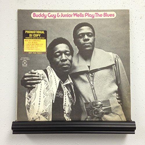 AirFrame - Vinyl Record LP Frame Album Display - Frame Alternative - Solid Wood