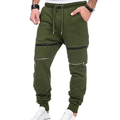 Jogger Hombres Forrada De Pantalones Tela Cálida Pantalones Rqrdq6wf