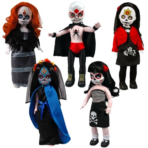 Living Dead Dolls - Series 20 (Set of 5)