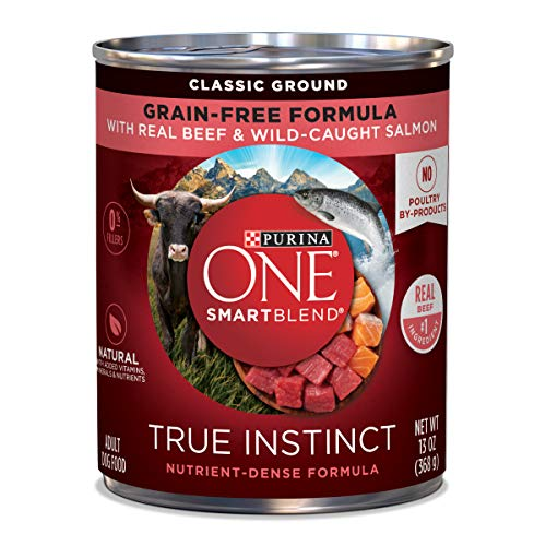 Purina ONE Grain Free, Natural Pate Wet