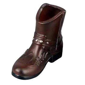 sharprepublic 1/6 Zapatos De Lona para Hombre Zapatos De Vestir Botas para 12
