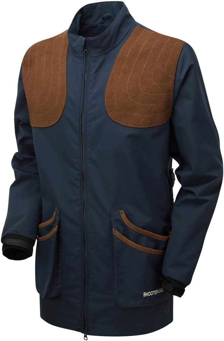 Shooterking Clay Shooter Jacket Blue
