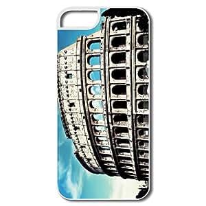 Love Coliseum Slim Case Hard Plastic Iphone 5s Cover