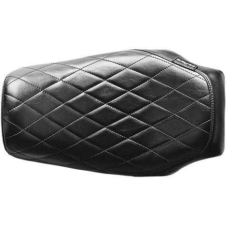 f0bafb1c825ff Amazon.com  Le Pera Bare Bones Diamond Stitch Solo Seat LK-001DM  Automotive