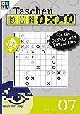 Binoxxo-Rätsel 07 (Taschen-Binoxxo Taschenbuch / Logik-Rätsel)