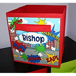 a93e426b5708 Personalized Nursery Storage - Let's Personalize That