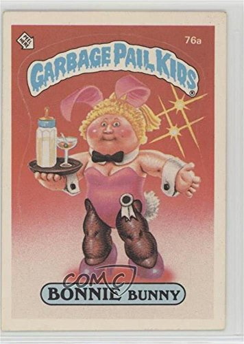 Base Outlets (Bonnie Bunny (Outlet Puzzle Back) (Trading Card) 1985 Topps Garbage Pail Kids Series 2 - [Base] #76a.1)