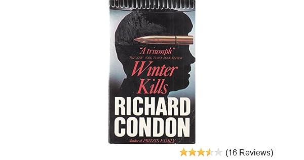 WINTER KILLS Richard Condon 40 Amazon Books Stunning Prizzi Sewing Machine