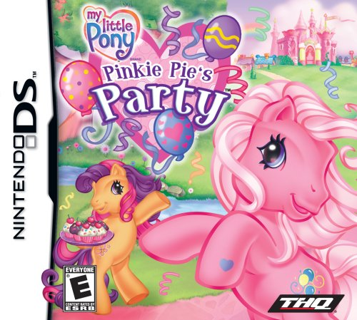 My Little Pony: Pinkie Pie's Party - Nintendo DS by THQ