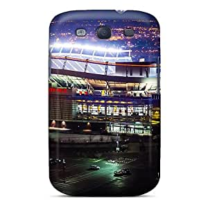 High-quality Durable Protection Case For Galaxy S3(denver Broncos)
