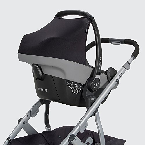 uppababy infant car seat adapter for maxi cosi for vista 2015 later all cruz. Black Bedroom Furniture Sets. Home Design Ideas