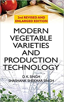 Modern Vegetable Varities And Production Technology Varities por D.k. Singh epub