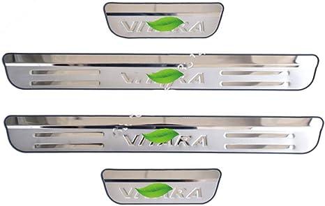 Placca in acciaio inox per porte Vitara door sill pedale battitacco custodia auto styling accessori