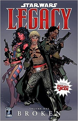 Star Wars Legacy #37 Dark Horse Comics