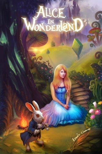 Alice in Wonderland: (Full Color Illustrations) (John Tenniel Alice In Wonderland Illustrations Color)