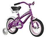 Diamondback Bicycles Youth Girls 2015 Lil Della Cruz Complete Cruiser Bike, Purple