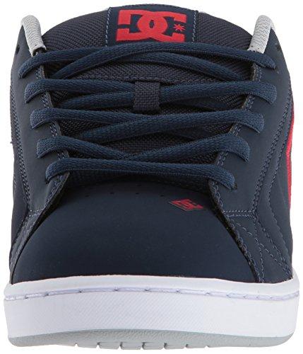 red Navy Homme Chaussures De Dc Sport Pour Net xHPqTP0