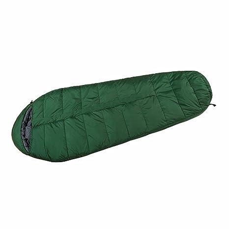 SUHAGN Saco de dormir Los Sacos De Dormir De Camping Al Aire Libre En Invierno Momia