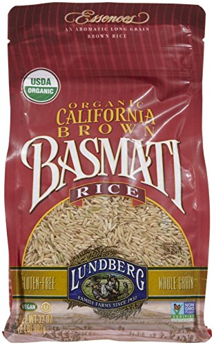 Lundberg Organic Rice - Basmati Brown - 32 oz