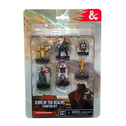 D&D Icons of the Realms: Tyranny of Dragons Starter Set(Discontinued by manufacturer) Flat River Group WZK71583