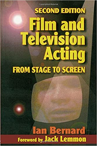 Book Film and Television Acting: From stage to screen