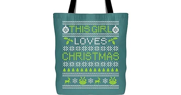 Amazon.com: Bolsas de Navidad con asas largas y duraderas ...